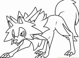 Pokemon Sun And Moon Coloring Pages Bing Images