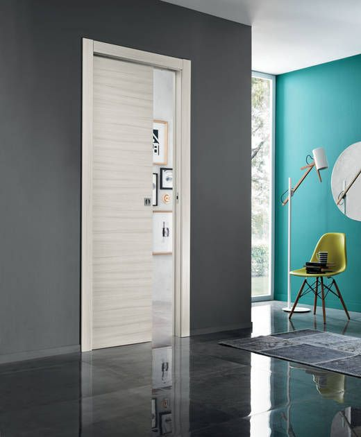 Comfort Prima Base palissandro bianco. La porta Scrigno Comfort ...