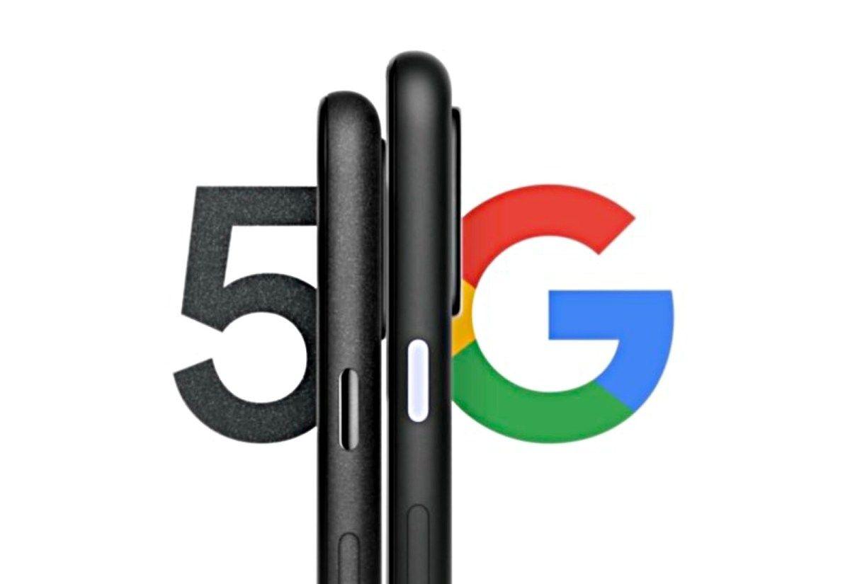 Google Pixel 5 und Pixel 4a 5G im Herbst