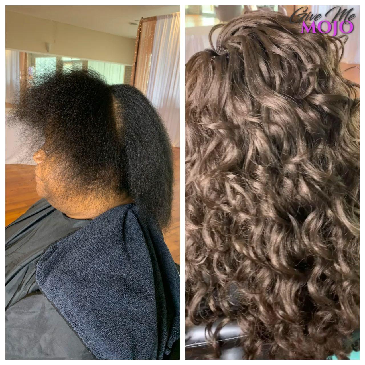 #naturalhairstyles #teamnatural #crochethairstyles #bodywave #crochethair  #naturalhair  #hairtrends #hairfashion