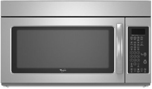 Whirlpool Wmh2175xvs 30 Microwave Range Hood Combination Stainless Steel Find Out More About The Great Pr Range Microwave Microwave Range Hood Range Hood