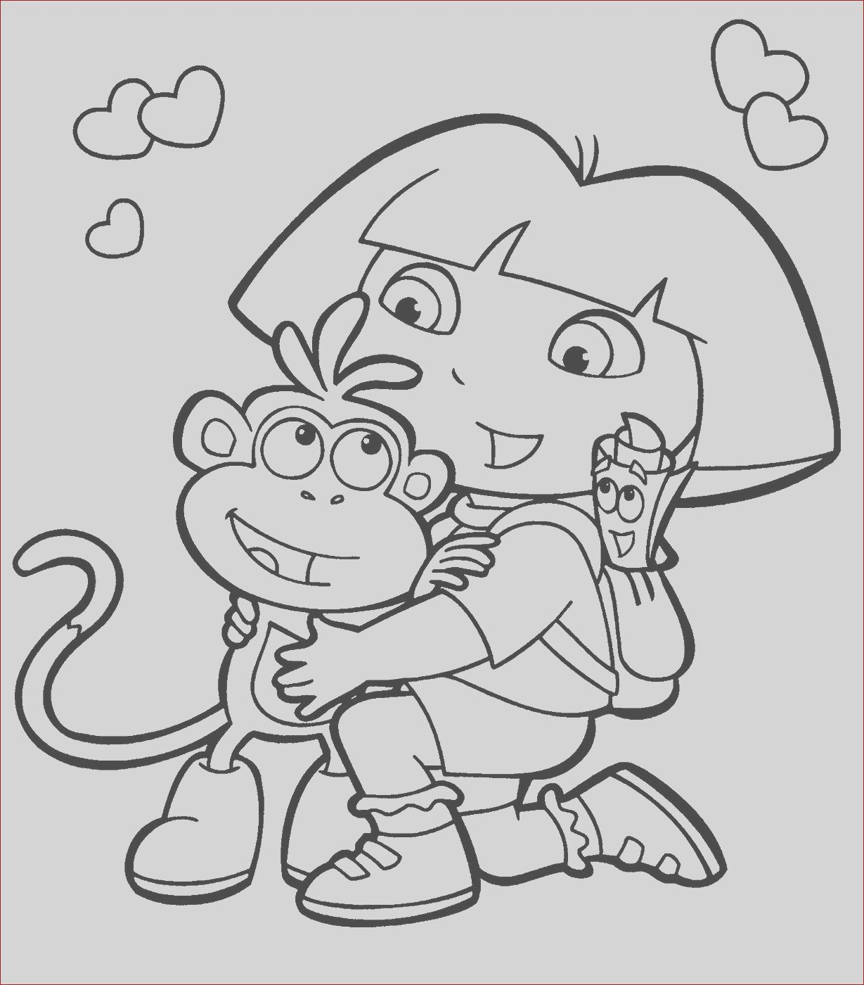 17 Best Of Image Of Coloring Book Printers In 2020 Birthday Coloring Pages Kids Printable Coloring Pages Dora Coloring [ 1400 x 1229 Pixel ]