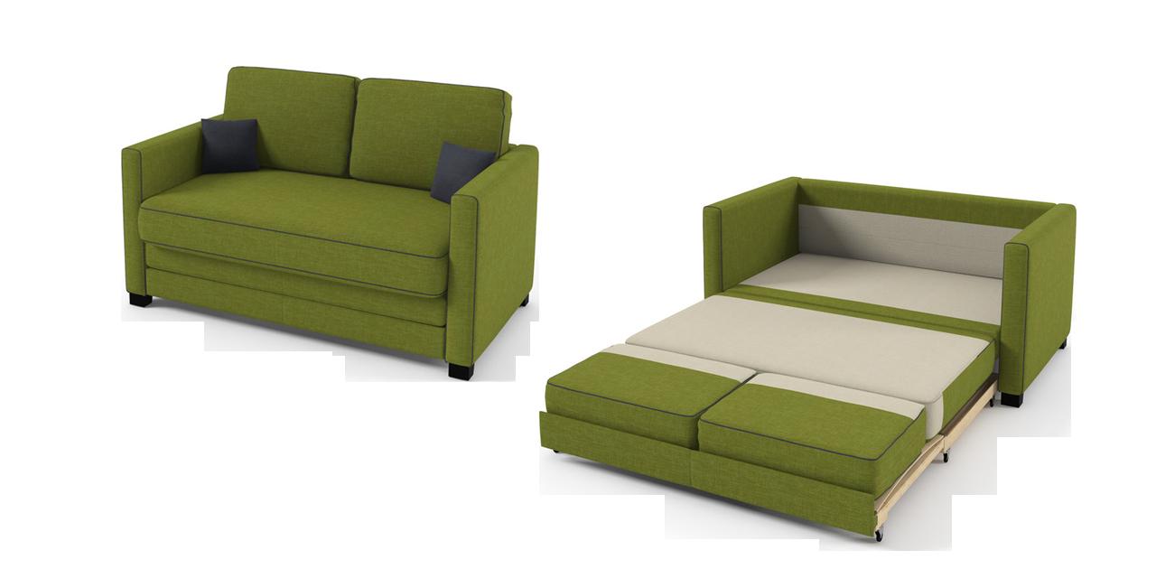 Boom 2 Seater Sofa Bed Green Fabric Sofa Bedding Pinterest