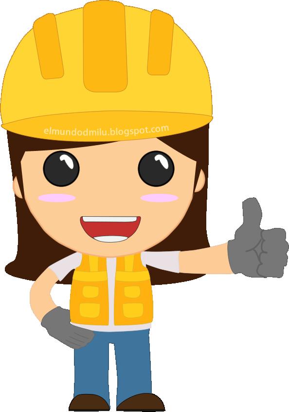 Female Engineer Plantillas De Fondo De Powerpoint Desafio De Dibujo Higiene Y Seguridad En El Trabajo
