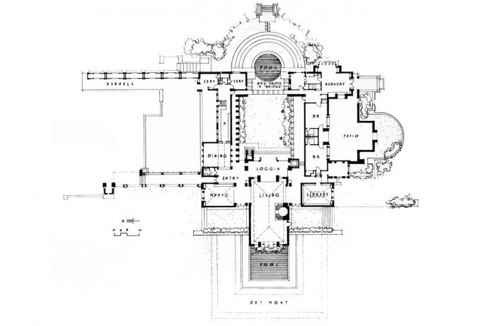 La Casa Hollyhock de Frank Lloyd Wright reabre en febrero ...