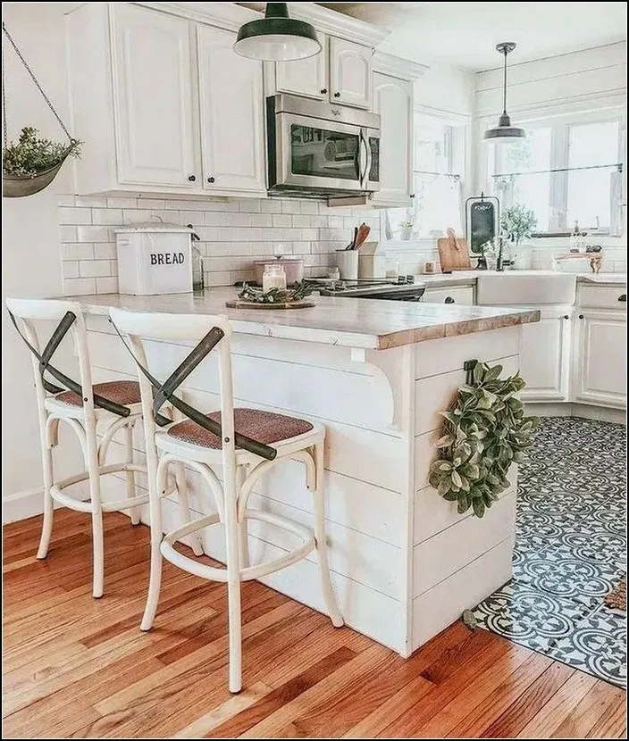112 beautiful simple french country kitchen ideas for small space 27 kitchen remodel small on kitchen ideas simple id=68052