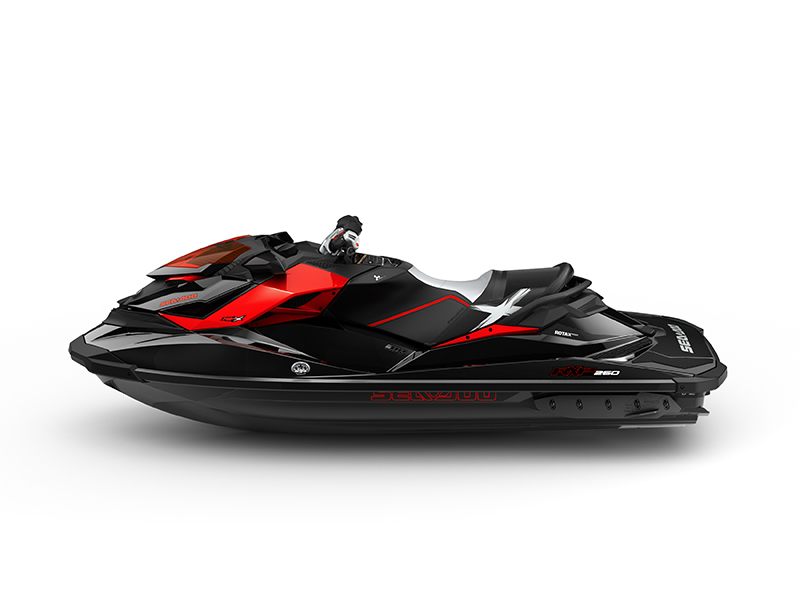2014 Sea-Doo RXT-X 260 Jet Ski For Sale- Viper Red Stock ...