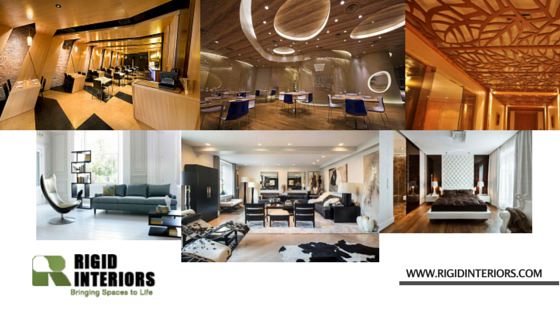 Best fit out companies in dubai uae with rigid interiors