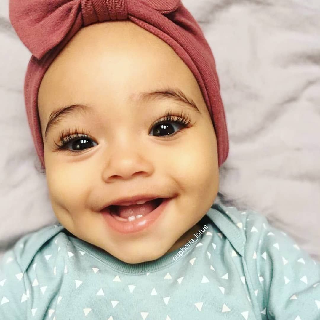 Omg This Baby S Lashes Are Longer Than Mine And Those Dimples