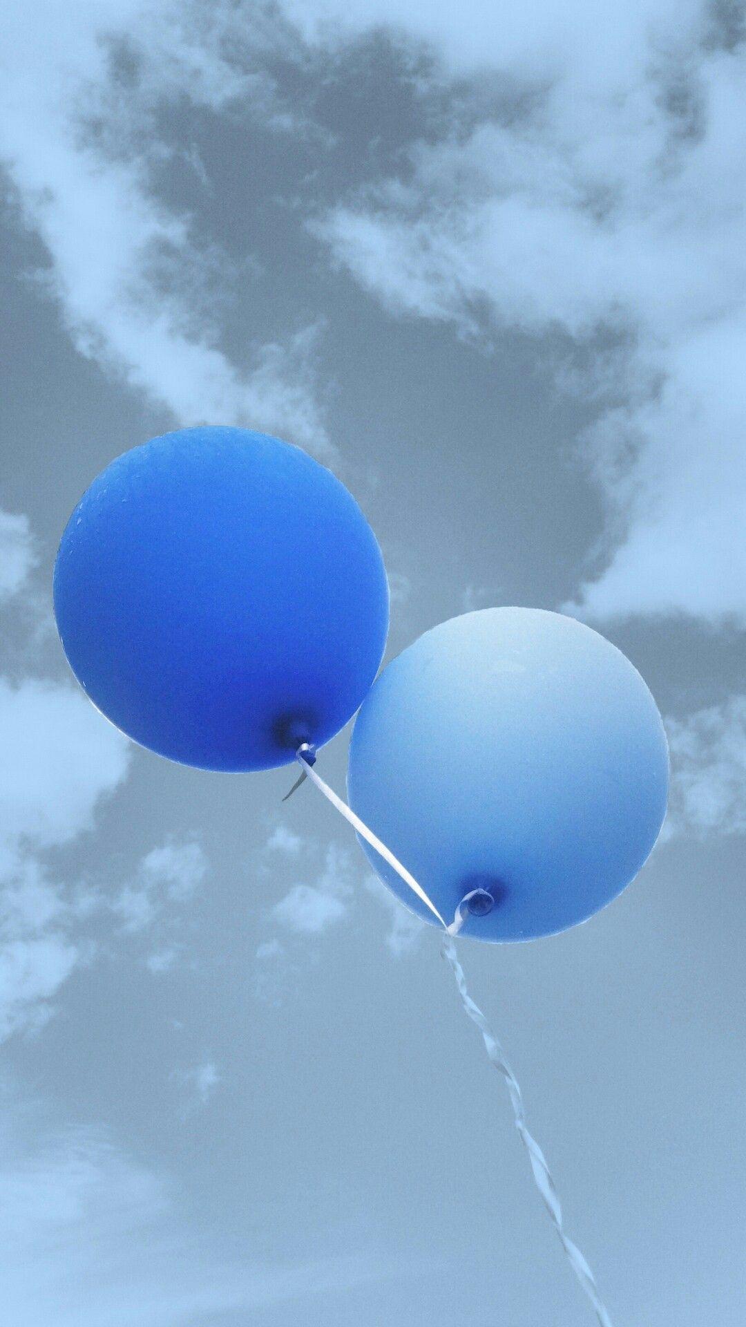 Blue aesthetic pastel ...