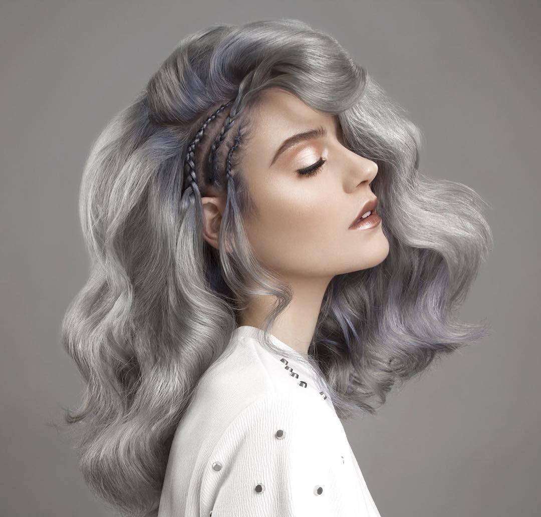 Smokey Silver a new shimmery metallic shade from PRAVANAs