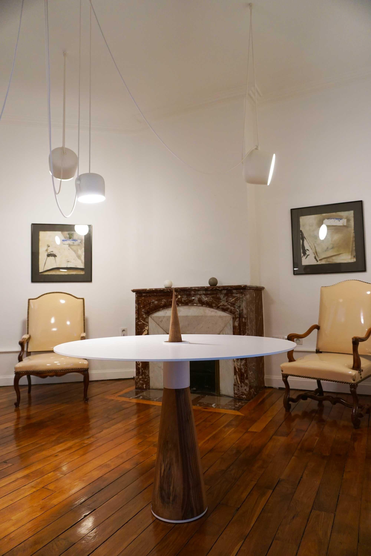 Escale Design Le Diner D Archimede Decoration Maison Mobilier Design Couleur