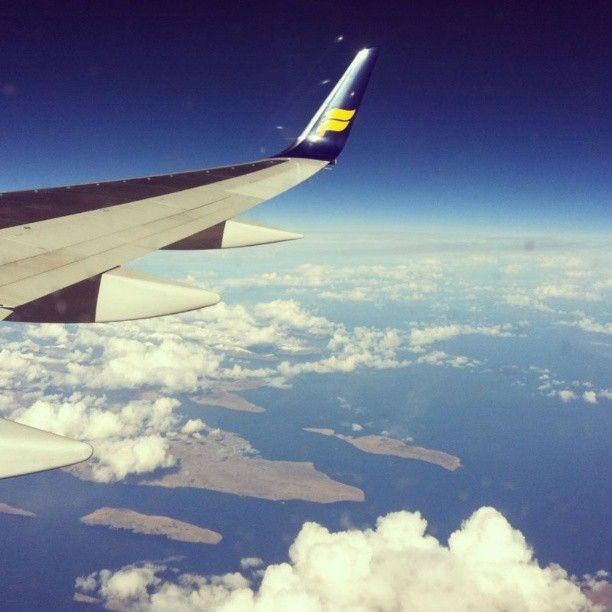 #fliegen#mit#icelandair#von#deutschland#nach#island#one#week#blue#sky#blaue#wolken#flügel#vom#flugzeug#fly#so#high#instafly#instagram#instasky - @mooo_98- #webstagram