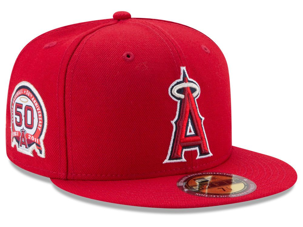 Los angeles angels new era mlb ultimate patch collection
