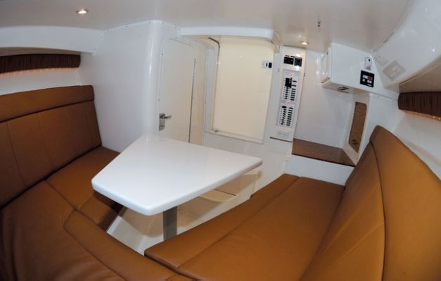 Small Cuddy Cabin Interior Design Cabin Interior Design Boat