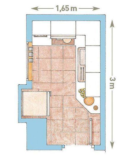 Planifica tu cocina planos y detalles pinterest c mo for Planifica tu cocina