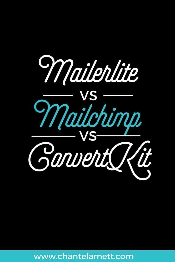What Does Convertkit Vs Mailchimp Mean?
