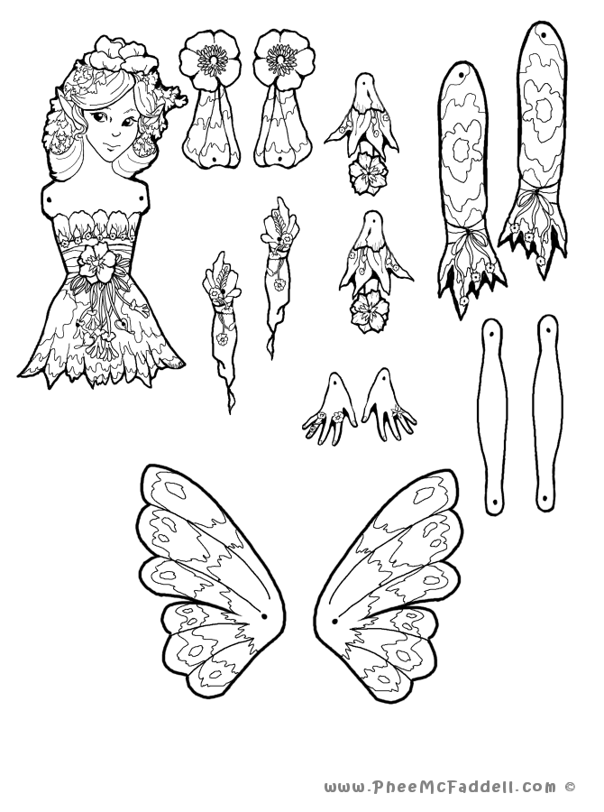 Pin By Siergoed On Coloriage A Imprimer Paper Dolls Paper Puppets Vintage Paper Dolls