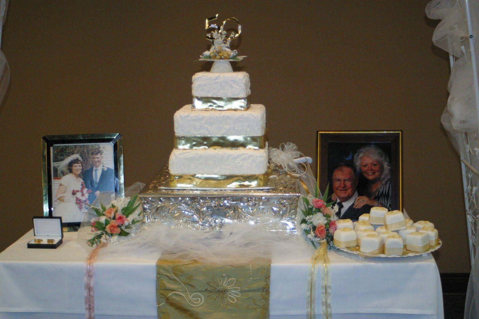 Decoration ideas for 50th wedding anniversary celebration  Imagen relacionada  TORTA MASHA  Pinterest  Wedding anniversary
