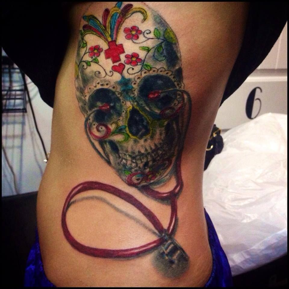 Tattoos tattoo ideas on pinterest rn - Nurse Medical Stethoscopes Tattoo Pictures