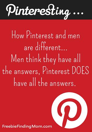 A Little Pinterest Humor For