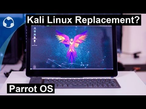 Kali Linux Replacement? Parrot Security OS for raspberry pi