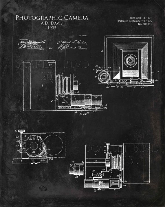 Camera blueprint google search blueprints pinterest camera blueprint google search malvernweather Images