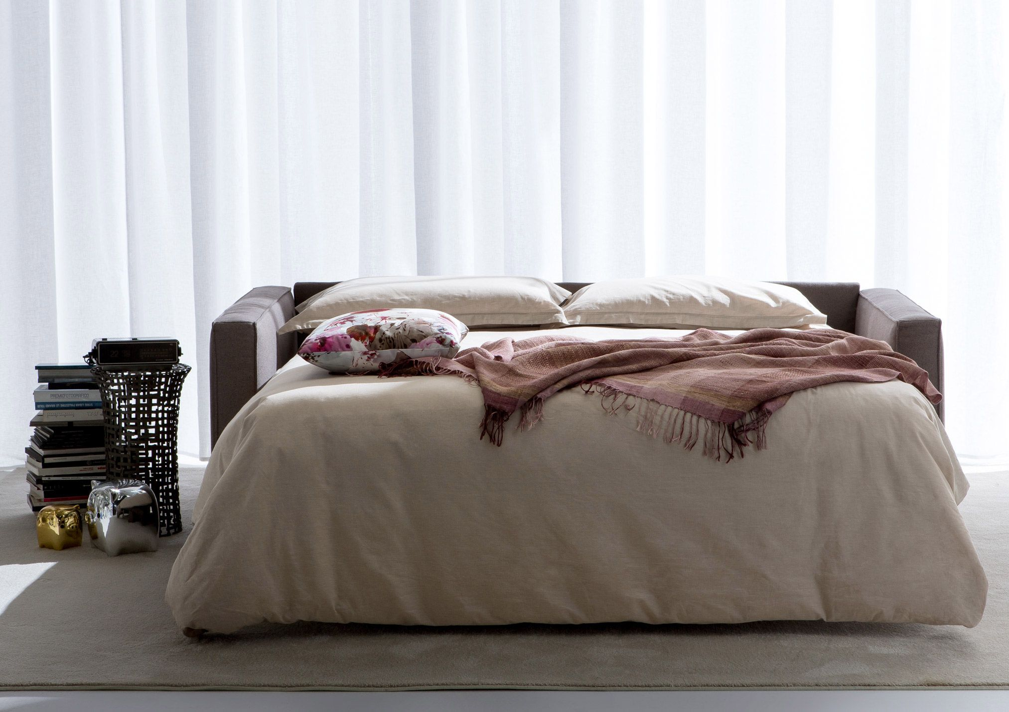 Canapè convertible Gulliver Bed, Sofa bed, Smart living