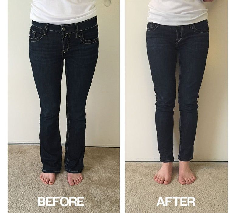 Photo of Transform Flares Into Skinny Jeans