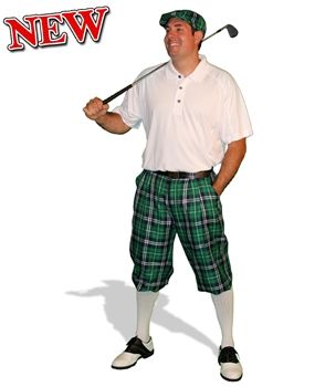 I can't wait to get out there this weekend in the Mens Celtic & White Outfit