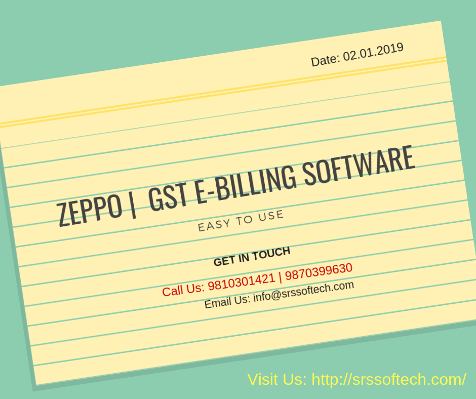 SRS Softech Pvt  Ltd  Is one of the best company providing Billing