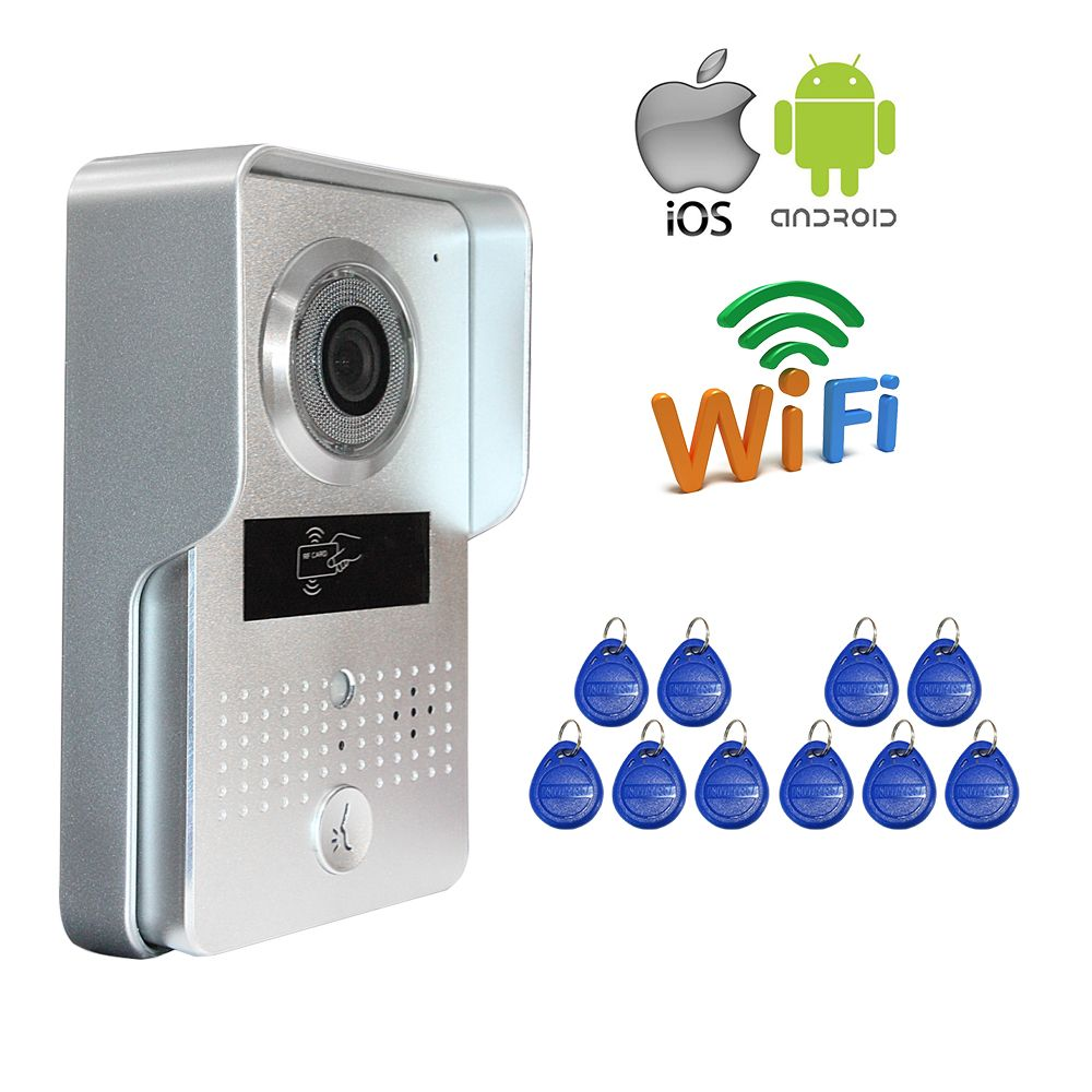 Best doorbell camera system -  Free Shipping Buy Best Free Shipping New Wireless Poe Wifi Ip Outdoor Cameraintercomdoorbellscamerasphones