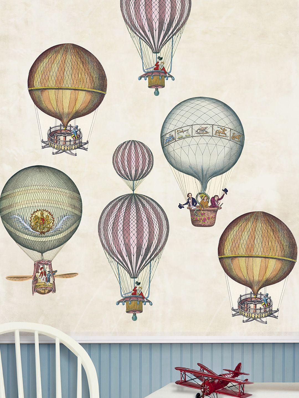 Hot Air Balloons by Wallies at Gilt Hot air balloon