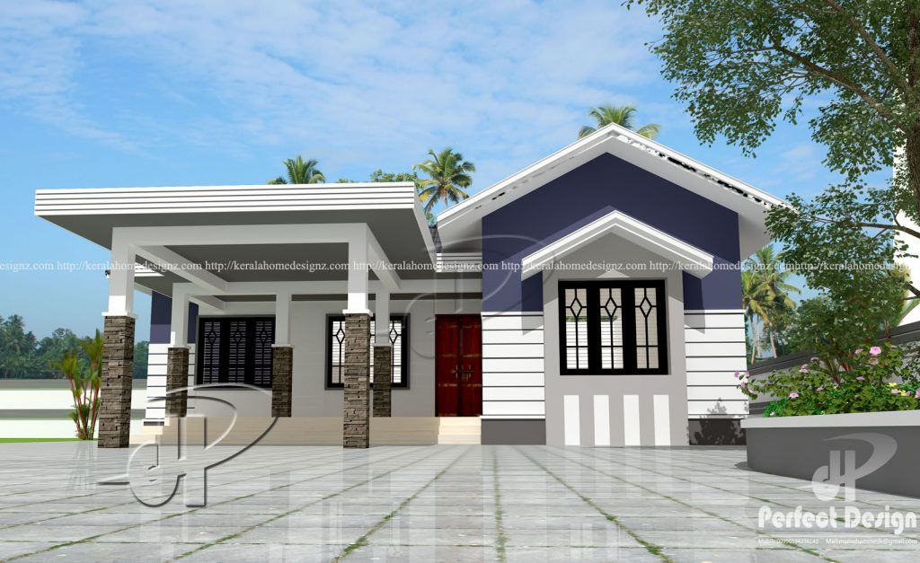 25 One Story Houses With Attractive Design With Layout Trending House Ofw Info S Story House One Story Homes My House Plans