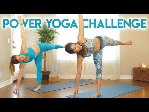 20 minute power yoga workout deep hip flexibility core