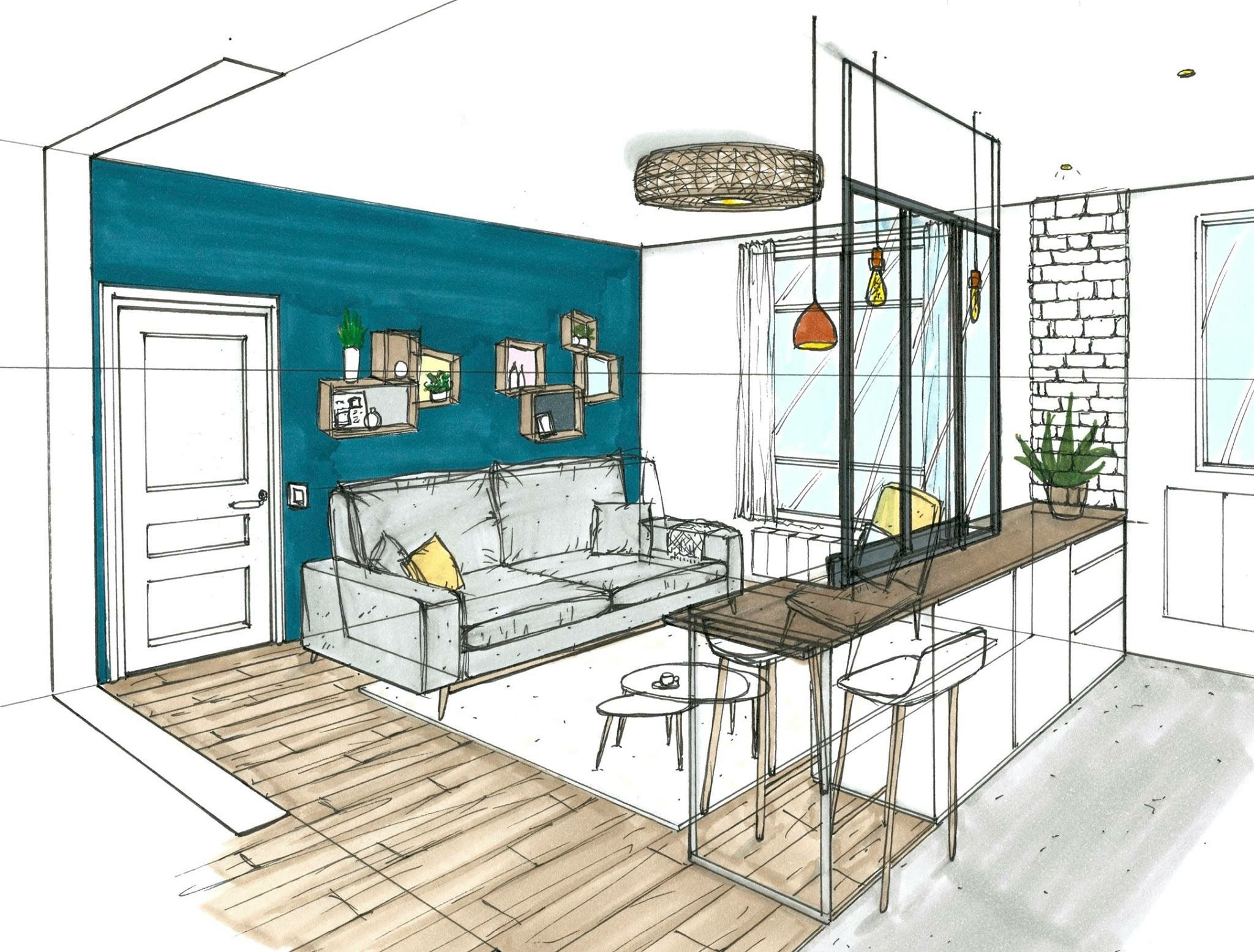 perspective daphne sy pinterest. Black Bedroom Furniture Sets. Home Design Ideas