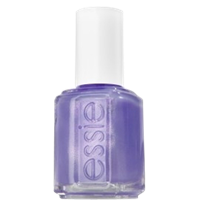 #GETincEssieNailPolish101 #smooth sailing by essie - a breezy lavender blue with a reflection of pearl.