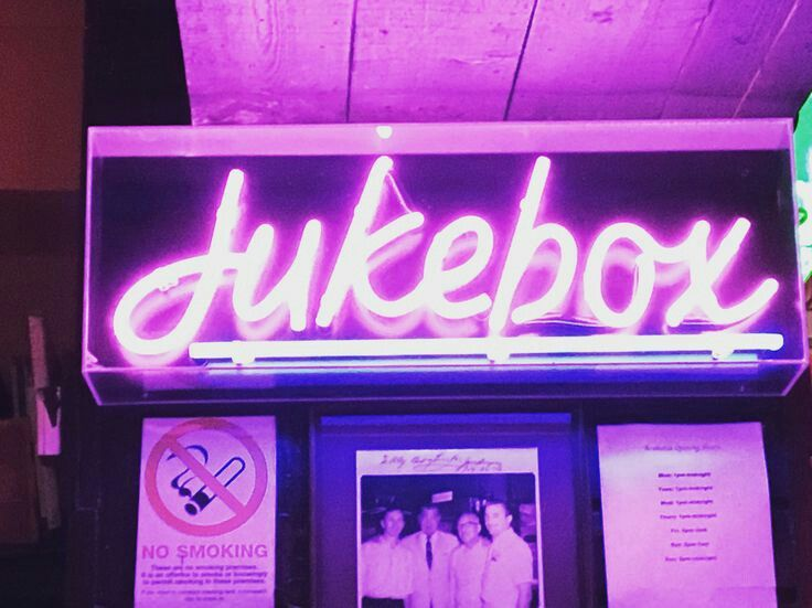 Neon signs by mika on musician Neon aesthetic, Purple