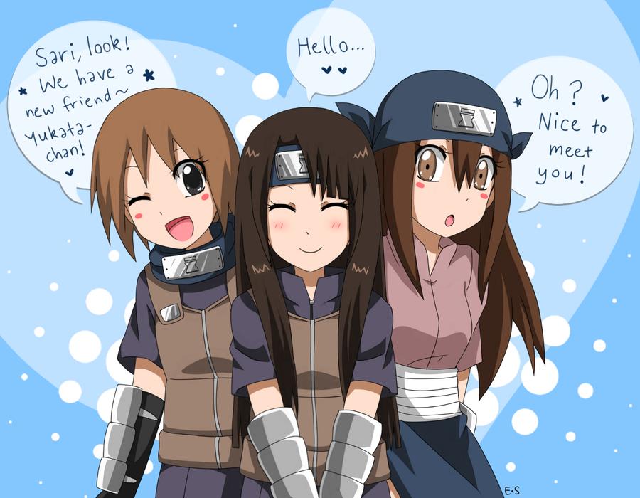 |Naruto Matsuri And Gaara