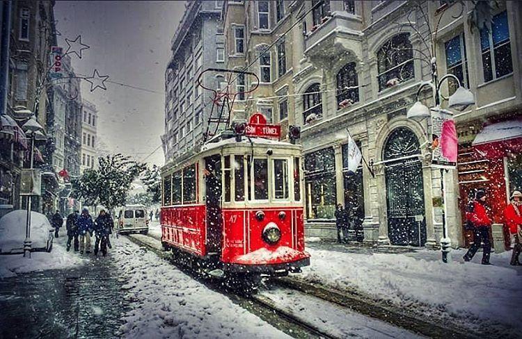 İstiklâl Caddesi / TAKSİM / İSTANBUL