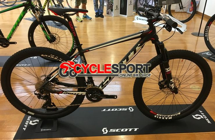 Buy 2017 Scott Scale 750 Mountain Bike From Gocyclesport Is 100