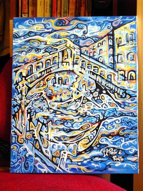 Pictura abstracta - Hadarugart ...Arta inseamna viata ...