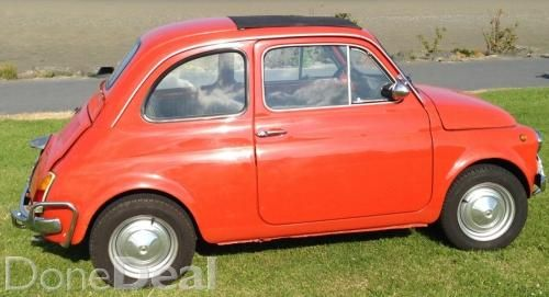 0fab8bf63b Classic Fiat 500 For Sale in Dublin   €9