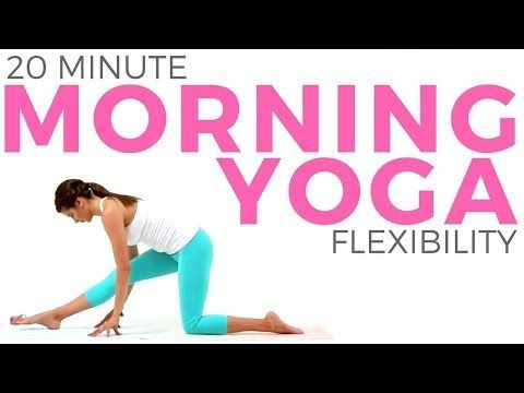 pinash smith on workouts  morning yoga stretches