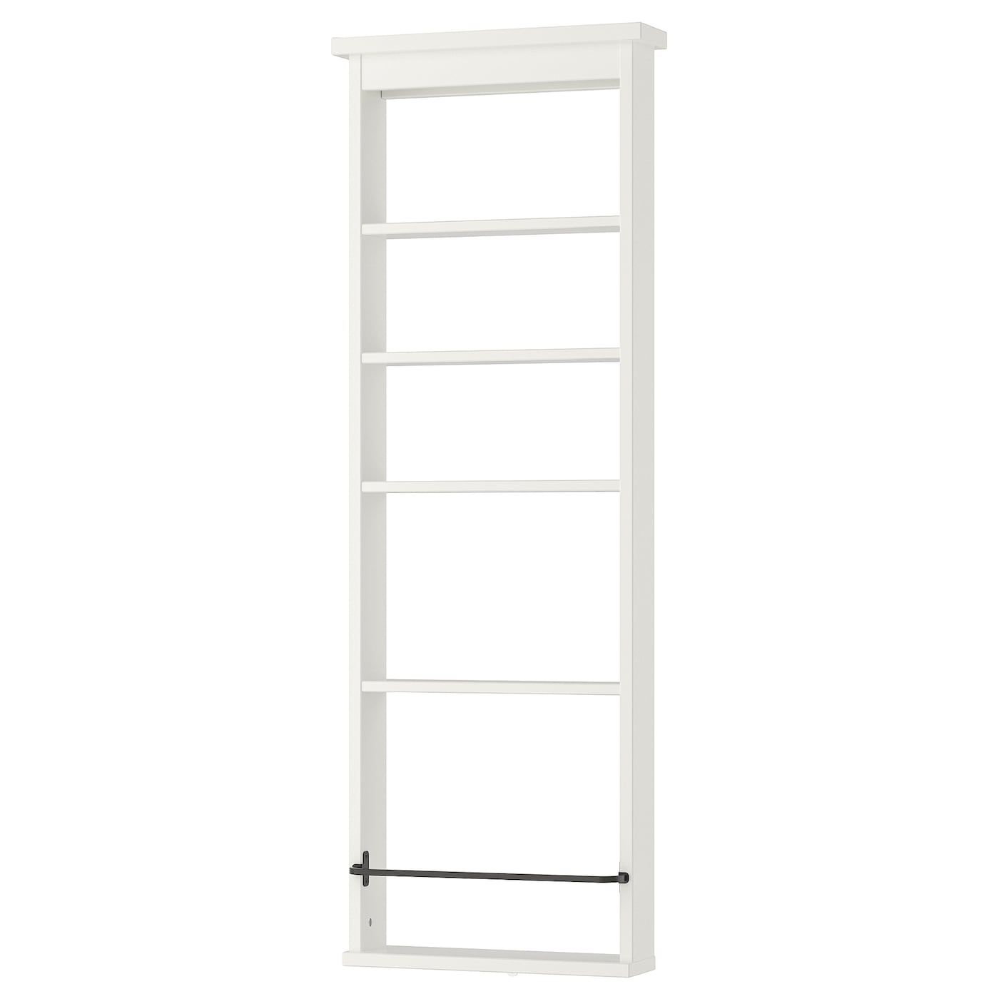 HEMNES Wall shelf - white - IKEA