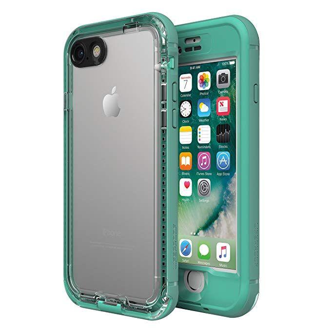 newest 6d11f 5addb Lifeproof NÜÜD Plus Alpha Glass Series Waterproof Case for iPhone 7 ...