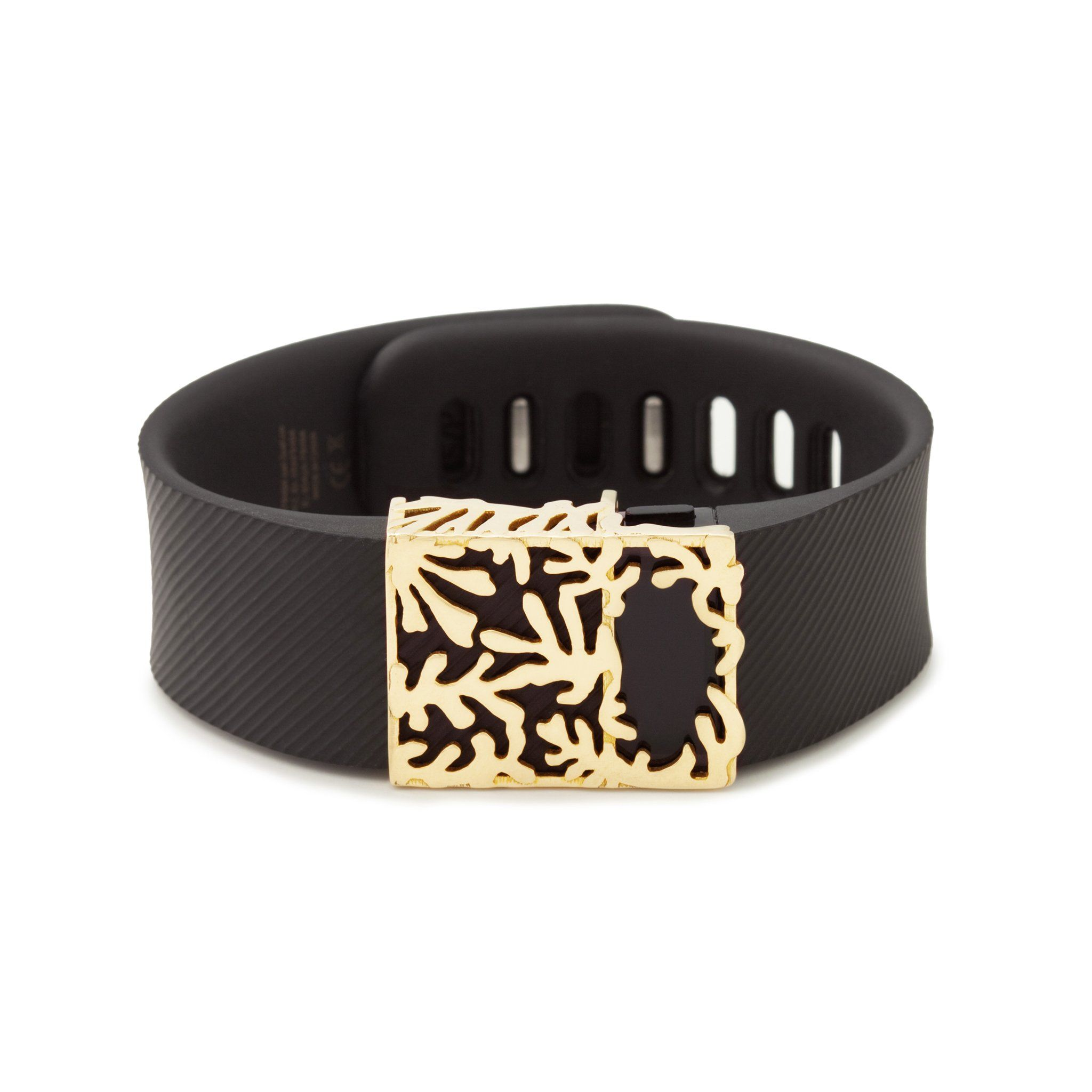 Winter special k gold matisse slide for fitbit charge u charge