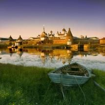 Russian monastery- White Sea