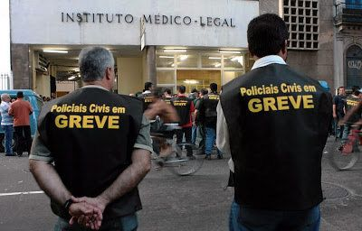 Justiça considera greve da Polícia Civil ilegal: ift.tt/2dzFyT0