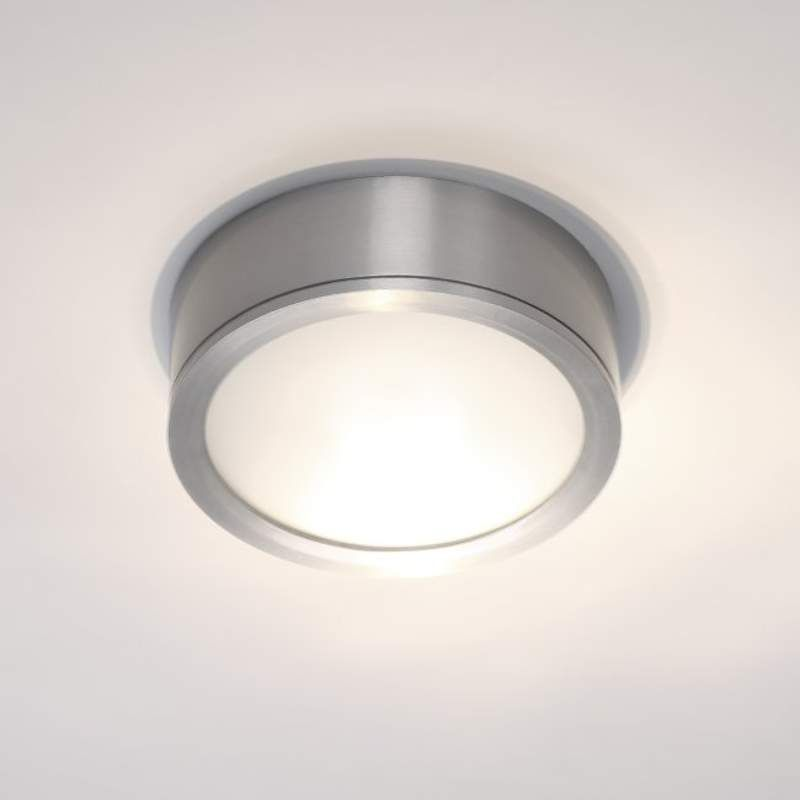 Wac Lighting Fm W2612 Al Brushed Aluminum Tube 12 Wide Indoor Outdoor Led Flush Mount Ceiling Fixture 3000k 1740 Lumens Ceiling Lights Modern Flush Mount Ceiling Light Wac Lighting